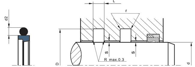 台阶轴的设计图